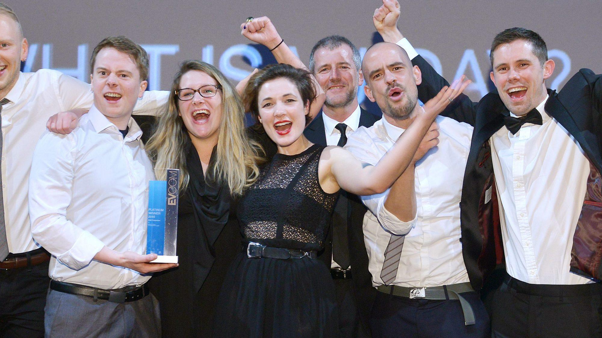 Awards - EVCOM Screens 2017