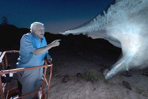 David Attenborough 360 video