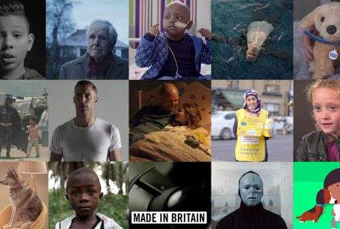 Selection of the best charity films
