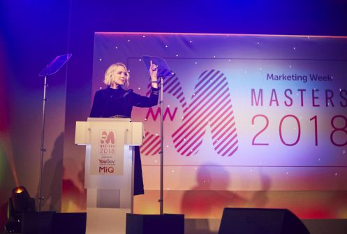 Marketing Week Awards 2018 NDAS PR and brand storytelling Raw London
