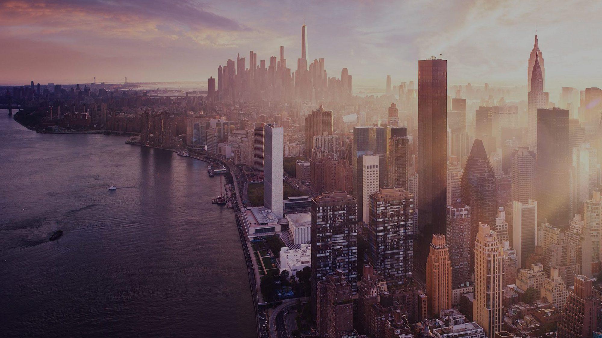 Climate Week NYC 2018 Raw London Creative Partner