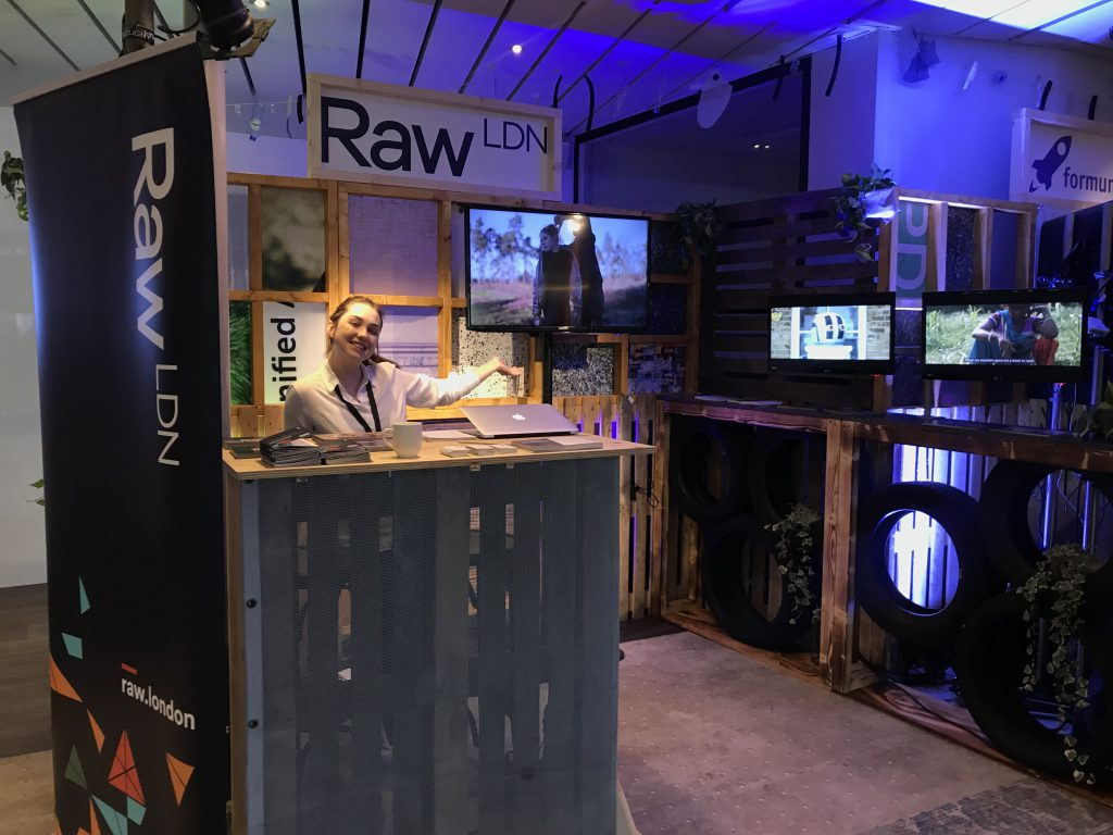 IFC 2018 Raw London in the Marketplace