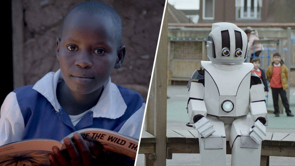 Charity Film Awards 2019 War Child and Book Aid