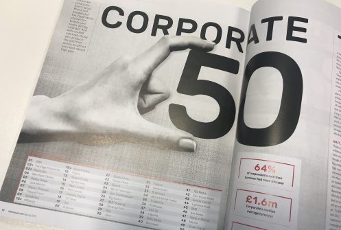 Televisual Top 50 Corporate Production companies 2019 List