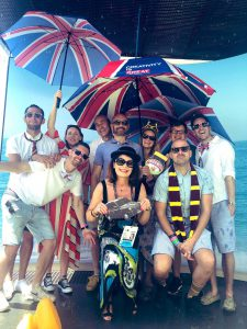 British agencies on a trade mission to Cannes Lions