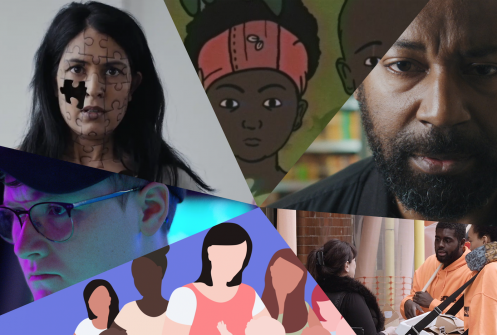 A snapshot of 6 films by Raw London nominated at Charity Film Awards 2020