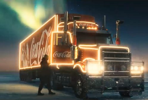 Coca-Cola Christmas Advert 2020
