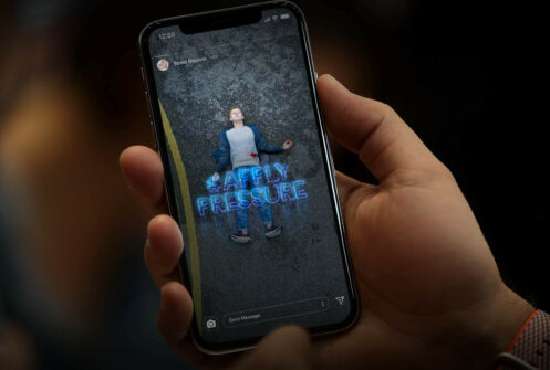 Mobile phone displaying StreetDoctors