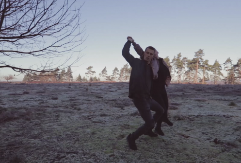 Young couple dance to raise awareness of emotional abuse in this social media campaign