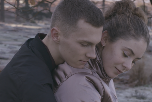 Young couple dance to represent emotional abuse in this social media campaign