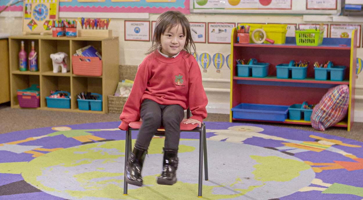 Child talks about her army mum on Mother's Day as part of a fundraising appeal