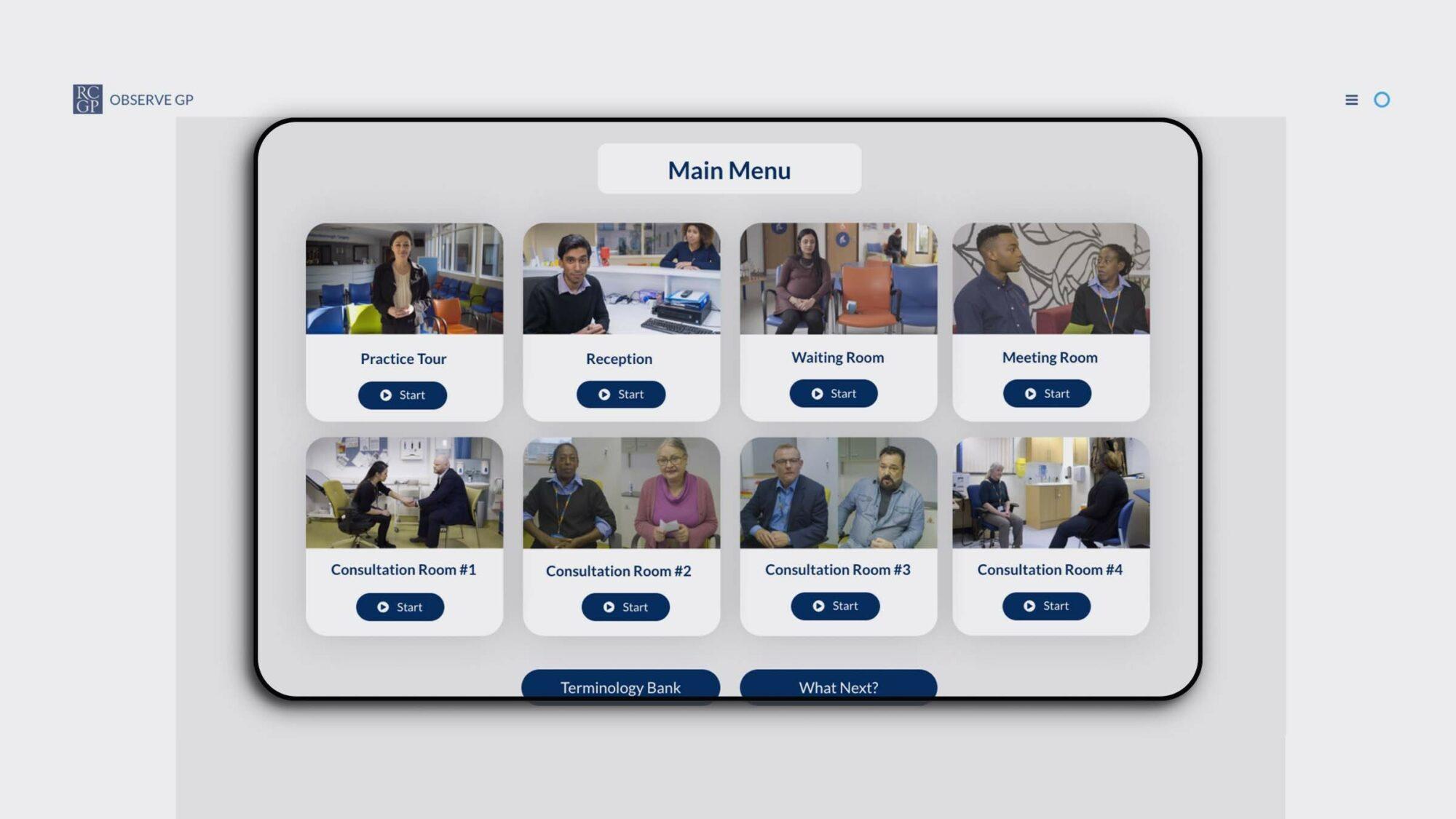 RCGP's e-learning platform to help aspiring medics gain work experience