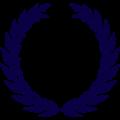 Icon of an award laurel