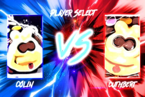 Video game depiction of M&S Colin vs Aldi
